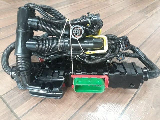 Chicote do motor volvo fh euro 5 na troca revisado