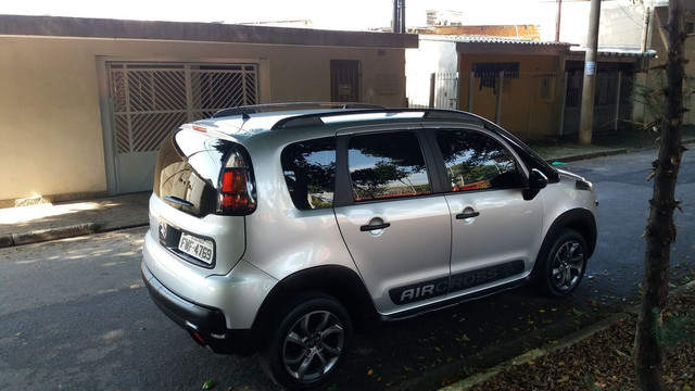 Citroen Air Cross 1.6 Automático  Ano 2017 - Foto 4