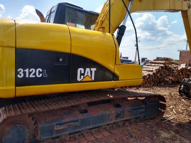 Escavadeira com garra para madeira  - Foto 3