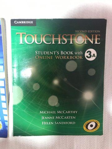 Livros Touchstone 1B, 2A e 3A - Foto 4