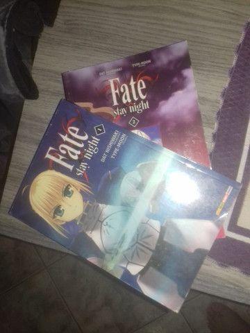 Fate stay night 1 ao 4