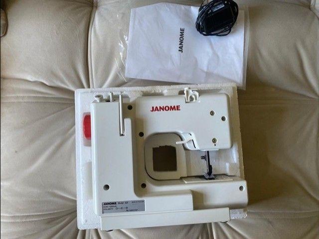 Máquina de costura- janone sew mine - Novo - Foto 5