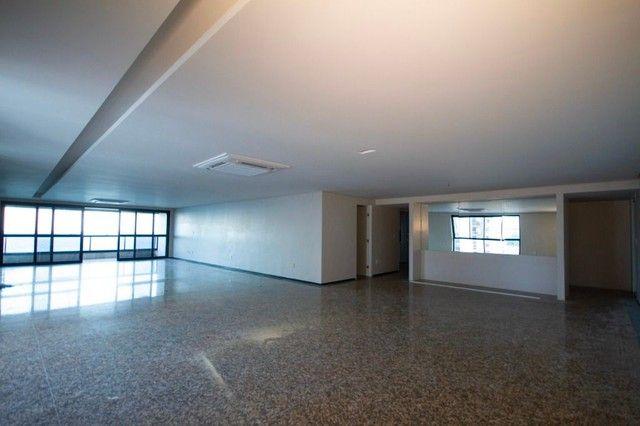 Apartamento com 4 quartos para alugar, 405 m² por R$ 13.432/mês - Boa Viagem - Recife/PE - Foto 2