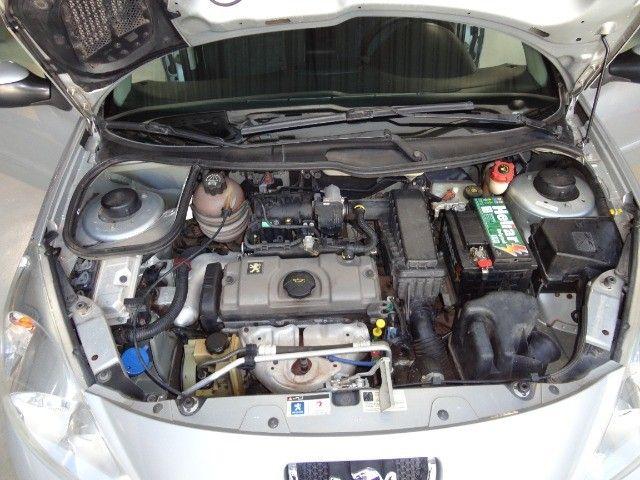 Peugeot  207 XR Sport 1.4 * Flex* Ar Condic.* Dir. Hidr. * Cj. Eletrico* Rodas - Foto 12