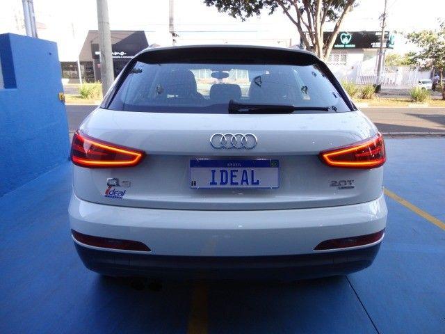 Audi Q3 2.0 Ambiente Quattro + Teto Panorâmico  - Foto 5