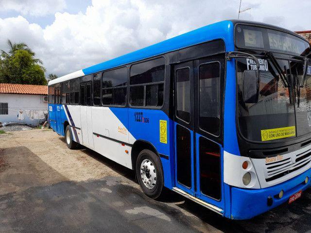 Ônibus Volkswagen eletrônico mwm serie12 - Foto 2