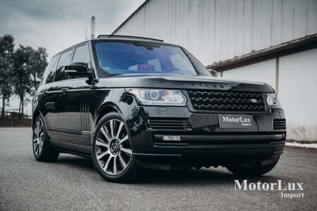 Range Rover vogue autobiography ultimate edition