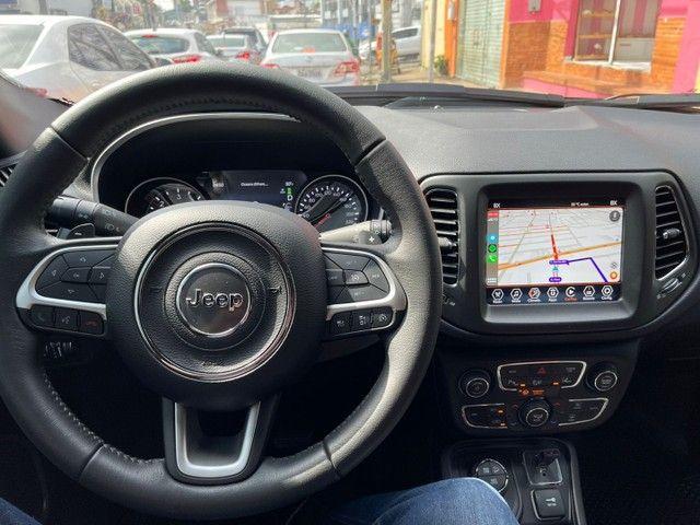 Compass S - Diesel 2021 - 7 mil rodado  - Foto 5