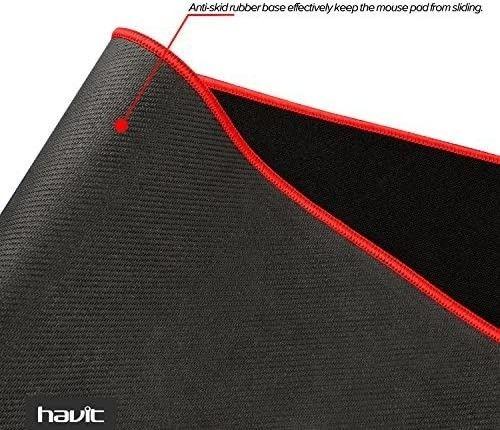 Mouse Pad Professional Gaming, Havit, HV-MP830, 30x90 cm - Foto 4