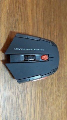 ***Promoção*** Mouse Gamer sem Fio Para Notebook e Pc DPI - Foto 4
