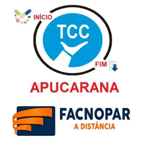 Consultoria - TCC -  APUCARANA - FECEA - FAP - FACNOPAR - Artigo - Foto 2