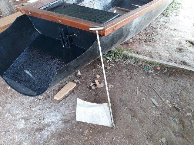 Canoas em Fibra de Vidro (sem motor) - Foto 8