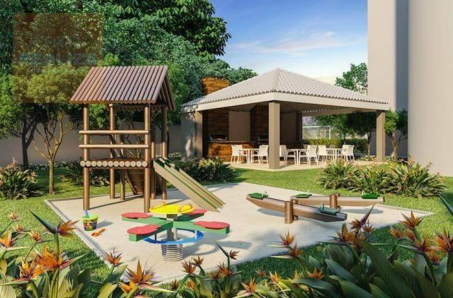Apartamento com 2 dormitórios à venda, 49 m² no Eusébio. - Foto 11