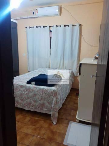 Casa com 3 dormitórios à venda, 120 m² por R$ 190.000,00 - Jardim Paraíso - Sertãozinho/SP - Foto 5