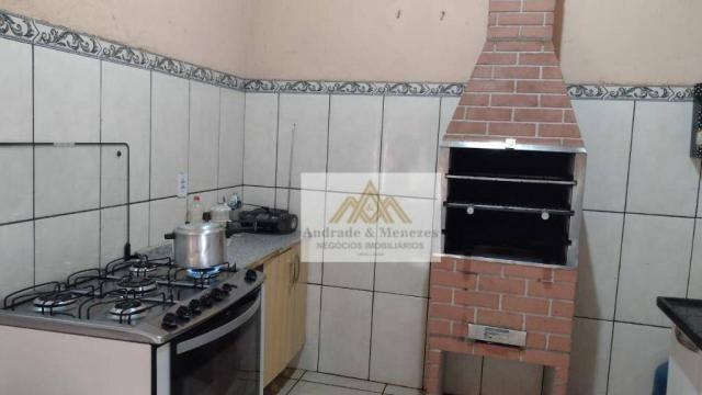 Casa com 3 dormitórios à venda, 120 m² por R$ 190.000,00 - Jardim Paraíso - Sertãozinho/SP - Foto 13