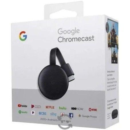 Google Chromecast 3 Geração Full HD Carvão - Foto 5