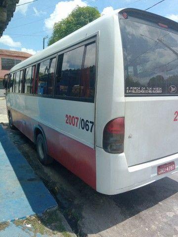 Vendo micro ônibus w8  no ponto de trabalhar! - Foto 3