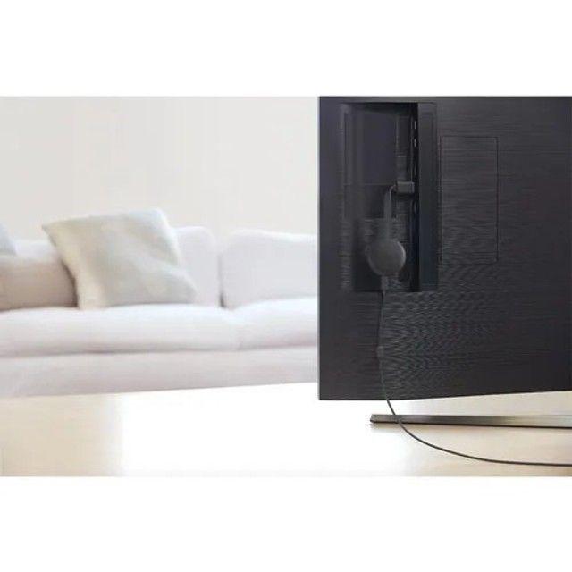 Google Chromecast 3 Geração Full HD Carvão - Foto 3