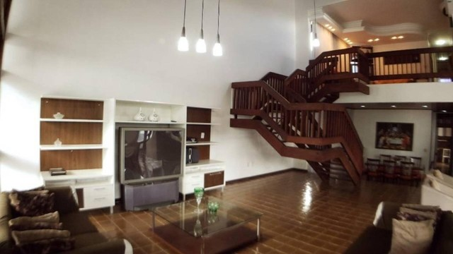 Excelente casa no Aldebaran Alfa 4 suítes,piscina,toda mobiliada  - Foto 5