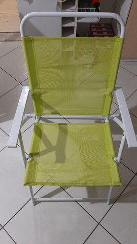 Cadeiras dobráveis  - Foto 2