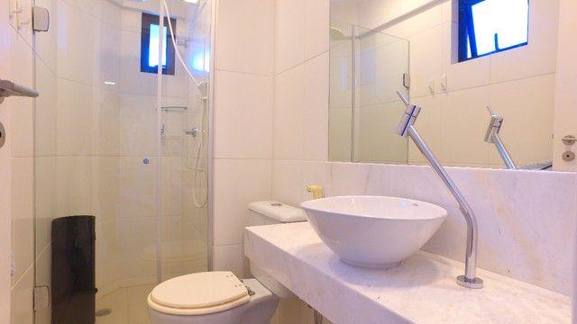 Apartamento beira mar com 195 metros quadrados com 4 suítes em Pajuçara - Maceió - AL - Foto 6
