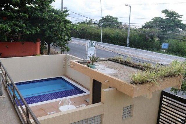 CLM- Apartamento duplex mobiliado de 126m² a 50m do mar em Porto de Galinhas! - Foto 2