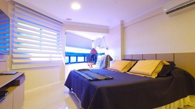 Apartamento beira mar com 195 metros quadrados com 4 suítes em Pajuçara - Maceió - AL - Foto 13
