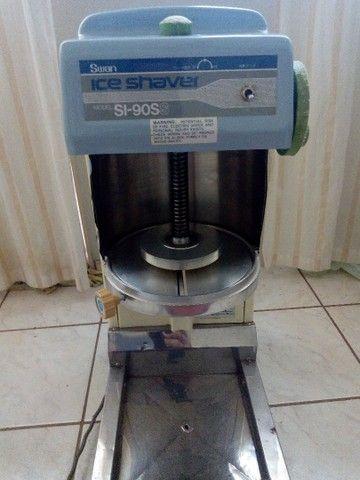 Máquina de raspar gelo Swan modelo SI-90S - Foto 2