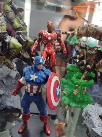 Iron Man Mark 45 iron studios  - Foto 4