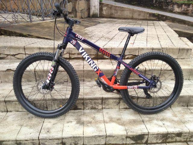 Bicicleta Viking Tuff 29 (Aro 26) - Foto 5
