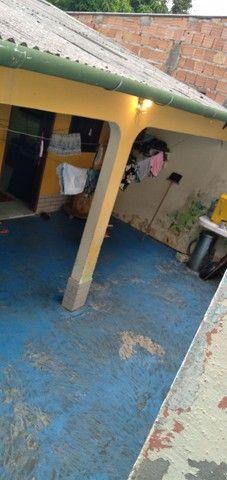 Casa com 3 quartos sala e cozinha americana 1 banheiro - Foto 9