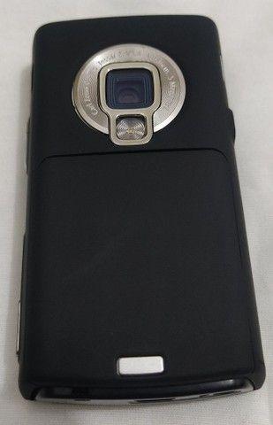 Nokia N95 8Gb em excelente estado com película na tela para colecionador - Foto 2