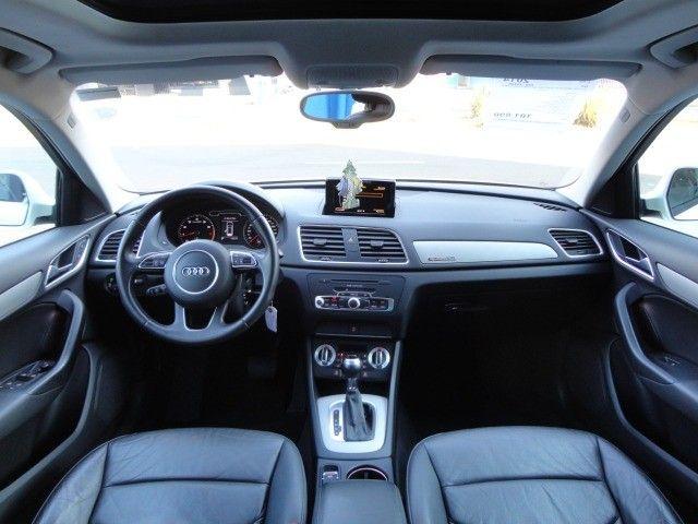 Audi Q3 2.0 Ambiente Quattro + Teto Panorâmico  - Foto 8