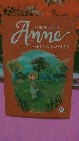 Livros da Anne