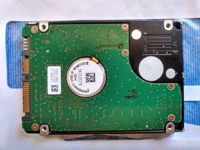 HD de Notebook Samsung - 250.0GB