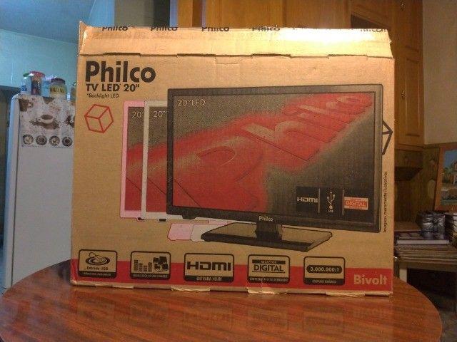 "TV Philco 20"" LED. - Foto 5"