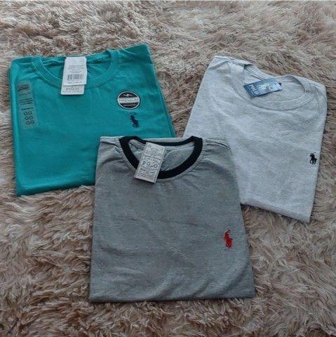 Camisas masculina  - Foto 2