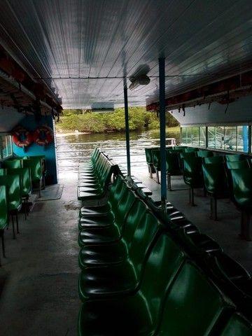 Barco catamarã a venda - Foto 2