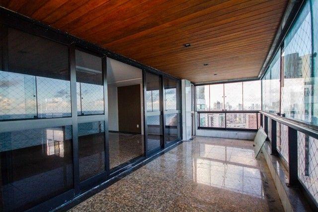 Apartamento com 4 quartos para alugar, 405 m² por R$ 13.432/mês - Boa Viagem - Recife/PE - Foto 5