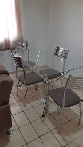 Apto 02 Qtos ja incluso condomínio e Mobiliado - Foto 7