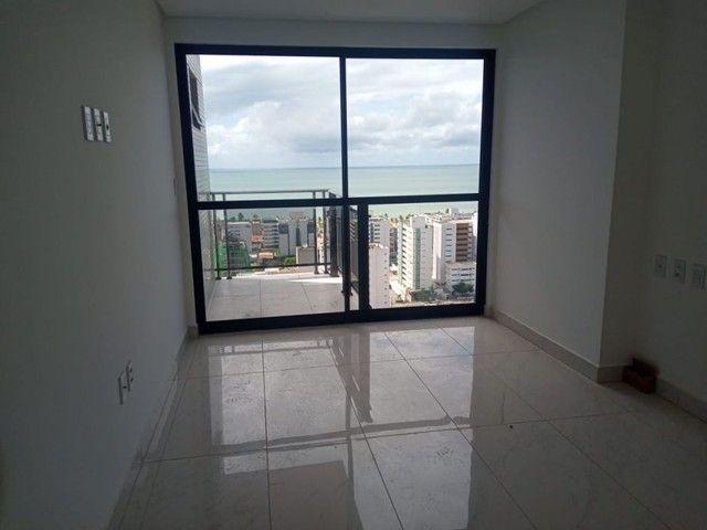 Apartamento para alugar com 3 dormitórios em Tambaú, João pessoa cod:23666 - Foto 12