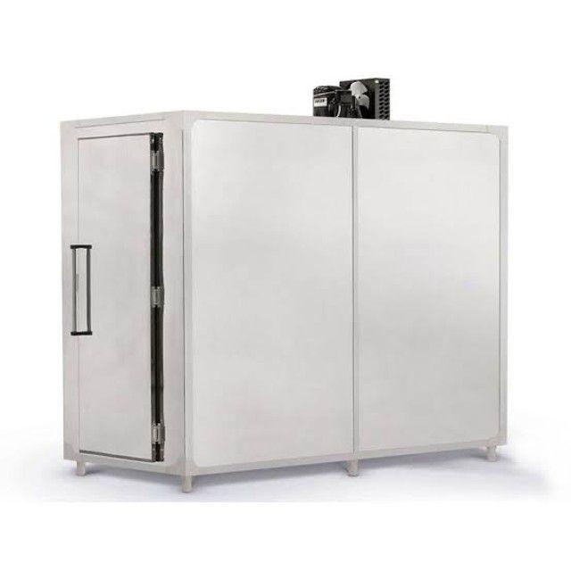 Mini câmara fria resfriados 4000lts - JM equipamentos