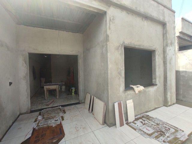 Redenção, casa nova 3 quartos com closet, 2 vagas de garagem