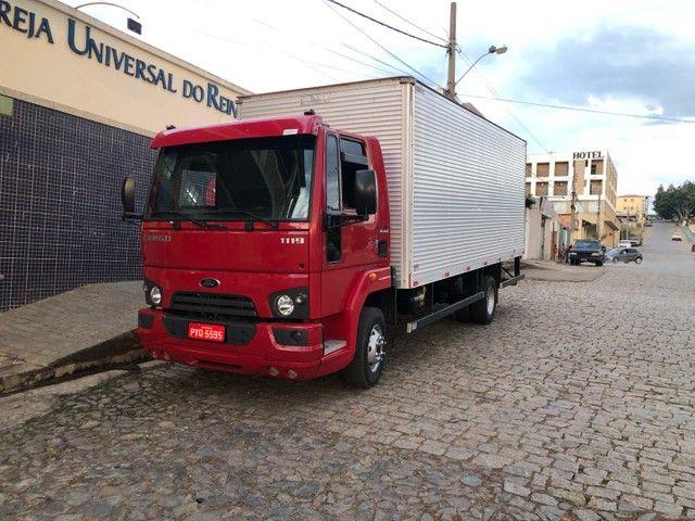 Ford cargo 1119 Mais novo do Brasil!!!! - Foto 2