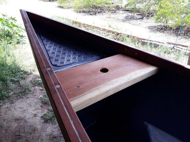 Canoas em Fibra de Vidro (sem motor) - Foto 12