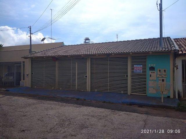 Casa, 2 Quartos, Conj. Fabiana, Aluguel - Foto 2