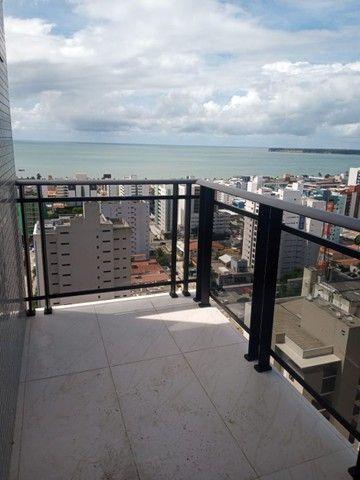 Apartamento para alugar com 3 dormitórios em Tambaú, João pessoa cod:23666 - Foto 11