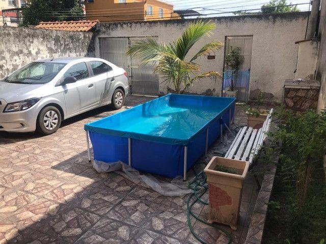 Oportunidade! Ótima casa com quintal e garagem em Colégio por R$ 400 mil - Foto 12