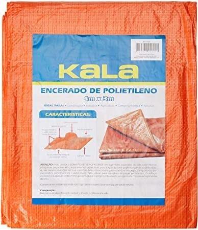 Llona Encerado Polietileno  4x4 100 Micras Kala