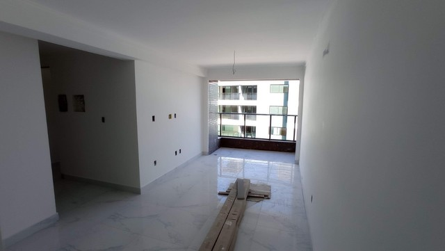 Apartamento beira mar do cabo branco com 2 quartos  - Foto 2